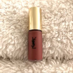 YSL New Lip Stain In Matte Shade No 23 Travel Size